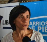 Silvia Saravia dialogó con La Noticia 1.