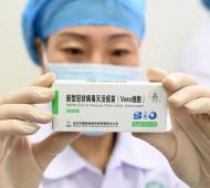 Vacuna china Sinopharm en Argentina