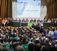 La sede de Smata fue el escenario de la presentación para el Acuerdo del sector automotriz