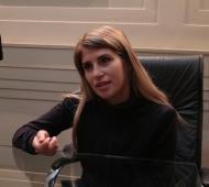 Sonia Pellizzari trabajó en la Municipalidad 8 años.