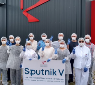 Vacuna Sputnik V: Esperan para el mes de junio la producción a gran escala en un laboratorio de Argentina