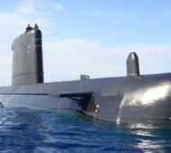 El submarino había sido reparado hace poco tiempo.