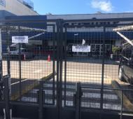 Escobar: Cierran un supermercado en Maschwitz