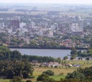 Tandil fue una de las localidades más elegidas.