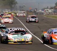 El TC comienza a calentar motores en Paraná. Foto: Misiones Online