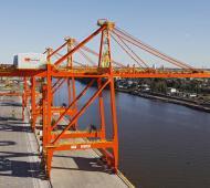 Tras varios años, la Terminal de Contenedores TecPlata comenzará a funcionar