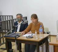 Horacio Tellechea, a la izquierda.Foto: www.diario4v.com