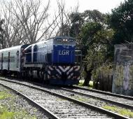 El servicio del ramal Temperley-Haedo del ferrocarril Roca estaba interrumpido. Foto: Prensa