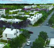 Los Desarrollos Urbanísticos se destinan a familias que no tienen terreno propio.