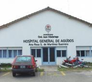 Detiene a falso médico que trabajaba en el nosocomio local. Foto: Prensa