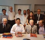 Con eje en salud, educación y deporte, Tigre y Jingsu firmaron un convenio de cooperación mutua
