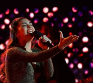 Amorina Alday, la finalista de La Voz Argentina