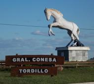 Tordillo: El intendente Olivera convocó a los vecinos a controlar la obra pública
