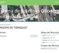Tornquist implemtnó por primera vez el boletín oficial municipal