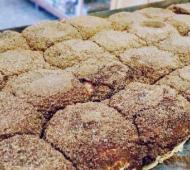 Tercera edición de la Fiesta de la Torta Negra en General Lavalle. Foto: Prensa