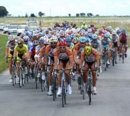 Ciclistas destacados del mundo en San Luis. Foto: Site Oficial.