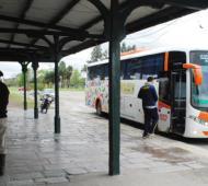 Nuevo transporte entre Verónica y Magdalena (El regional Costero)