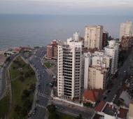 Revisarán el estado de todos los edificios de Mar del Plata.