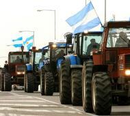 El tractorazo será en la intersección de las rutas provinciales 30 y 51.