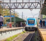 Tren Roca: Llegó la electrificación hasta Bosques