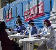 Tren sanitario en Julio: Comienza el segundo tramo por el norte de la Provincia