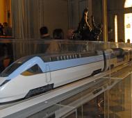 El tren bala nunca llegó a realizarse en Argentina.