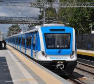 Amenazas de bomba en siete estaciones ferroviarias. Foto: Prensa