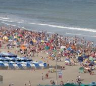 La tendencia de los últimos veranos se mantuvo y el turismo crece durante los fines de semana.