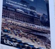 La justicia ratificó que Uber es ilegal en Mar del Plata (Foto: La Capital)