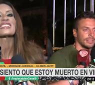 Ulises Jaitt habló desde la morgue de San Fernando.