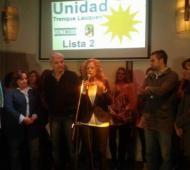 La presentación fue abierta por el edil Martín Sotullo Lanz. Foto: La Opinión de Trenque Lauquen.