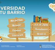 """""""La Universidad en tu barrio"""" llega a Mar del Plata, Pinamar, Gesell y Miramar"""