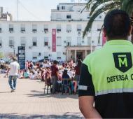 El costo de las amenazas de bomba en escuelas es de cerca de medio millón de pesos en Morón
