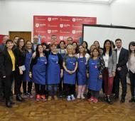 Morón: Presentan taller de Pastelería y Panadería para mujeres víctima de violencia