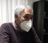 Cagliardi propone endurecer las medidas de aislamiento.
