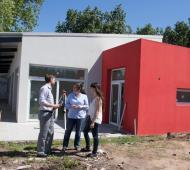 Avanza la construcción del Centro de Primera Infancia.