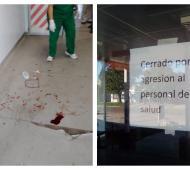 El ataque ocurrió en el UPA 17 de Bernal Oeste.