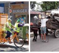 En Berazategui entregarán bicicletas eléctricas para que los carreros no usen caballos.