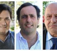 Kubar, Rappallini y Arroyo, a favor del protocolo.