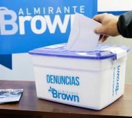 Nuevas urnas para denuncias