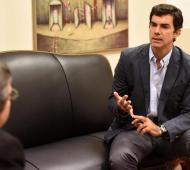 El gobernador de Salta se refirió a los aumentos de tarifas.