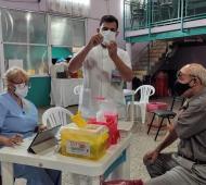 Vacunación Covid en Marcos Paz: Instan a inscribirse a mayores de 70 que aún no lo hicieron