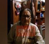 Lucinda Palavecino, de 78 años, se encuentra internada.