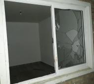 Vedia: Destruyeron su casa en pueblada por presunto abuso pero dicen que no tienen nada que ver