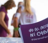 El #AlAcosoNiCabida es uno de los principale de la campaña