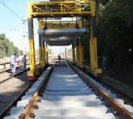 Tren Roca: Servicio reducido por la renovación de vías entre Glew y Korn