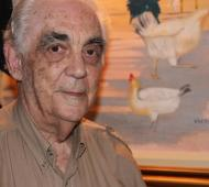 Murió Víctor Martinez.