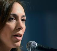 """Aportes truchos en campaña de Cambiemos: """"No tenemos nada que ocultar"""", dijo Vidal"""