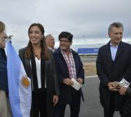 Habilitan nuevo tramo de la autopista Pilar - Pergamino entre Giles y Exaltación de la Cruz