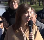 Vidal anunció obras hídricas para 15 municipios.